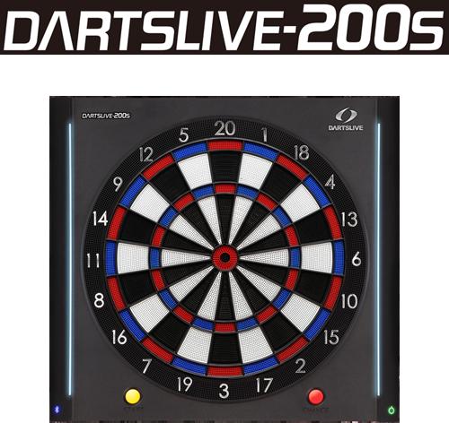 DARTSLIVE-200S 正面画像