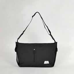 DO-908 NOIR Big 2way Body & Shoulder Bag