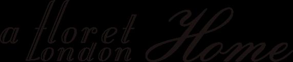 フローレットロンドン ロゴ