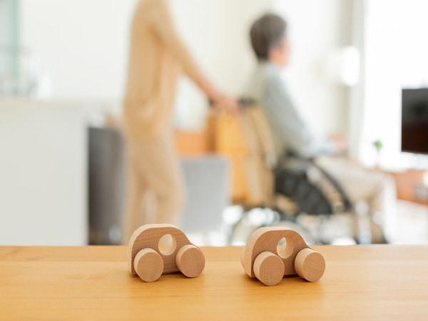 家族の介護や看病をしている高齢者へのプレゼント選び