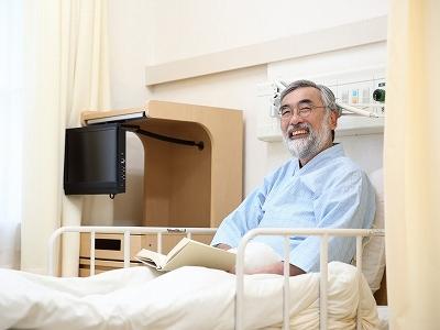 入院中の高齢の方へのプレゼント