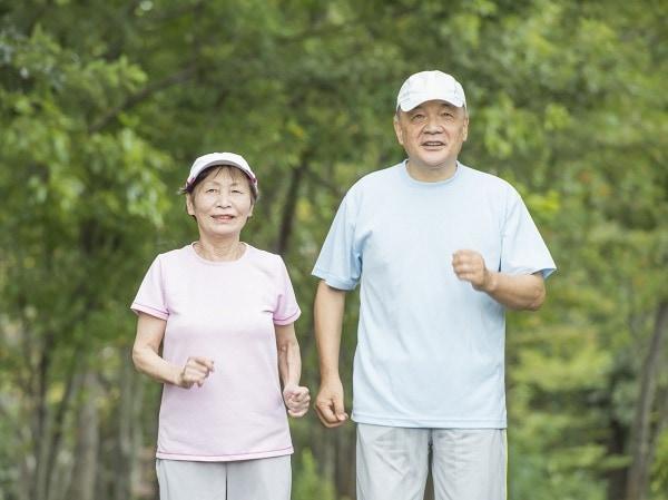散歩・ウォーキングが趣味の高齢者へ