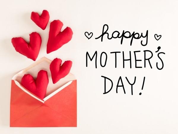 母の日に母親・義理の母・おばあちゃんに贈るメッセージ文例集