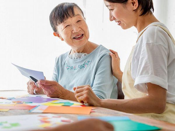 認知症・もの忘れの多い高齢者へ