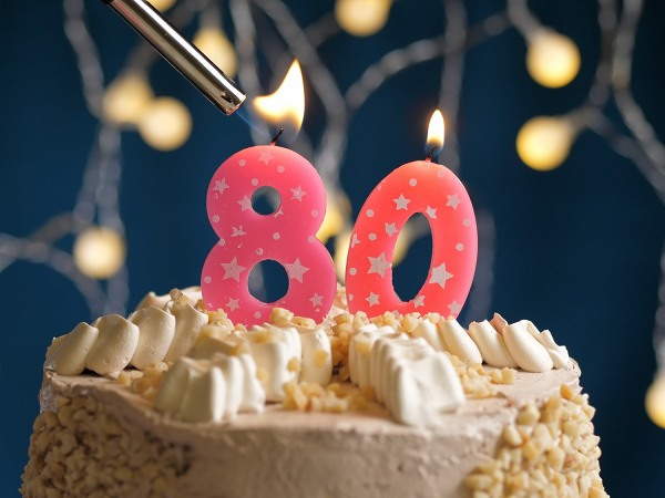 80代母親へ誕生日プレゼント