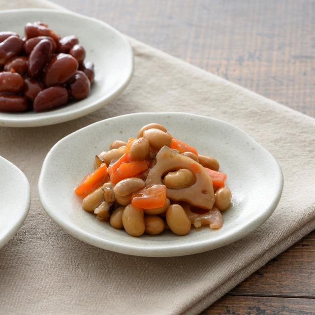 シニアが噛みやすいお惣菜14個セット( 金時豆、金平ごぼう、ふき煮、ひじき煮他)