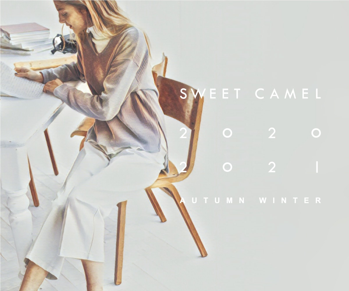 Sweet Camel 2020-21 Autumn & Winter Collection