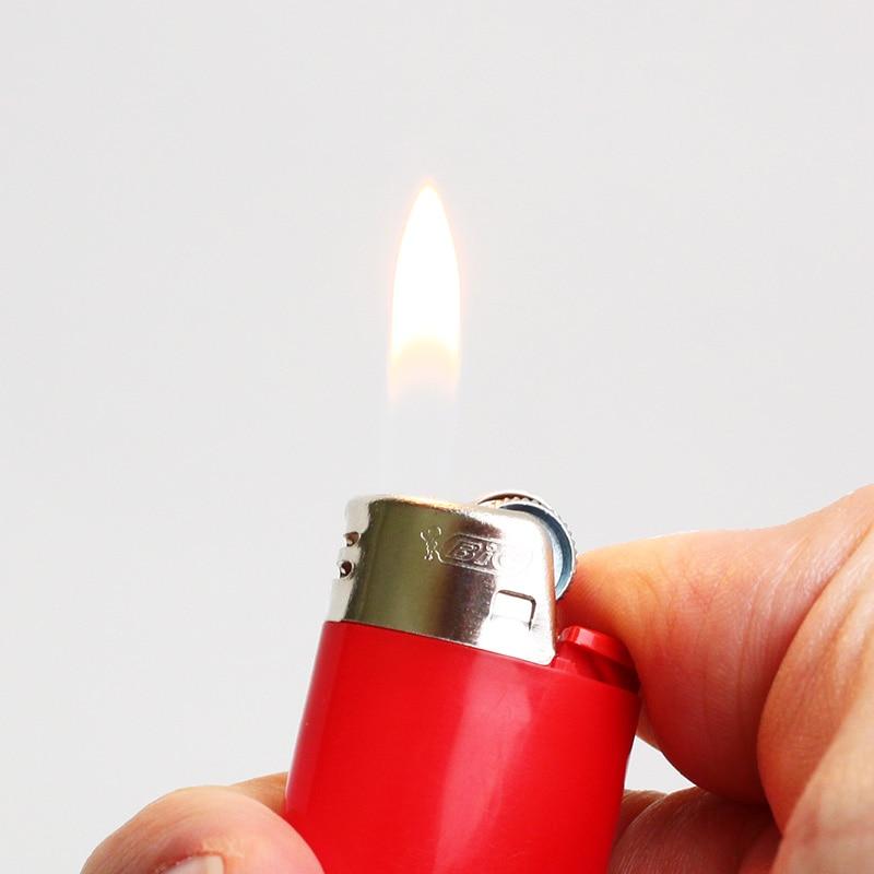 安定した炎のBICライター