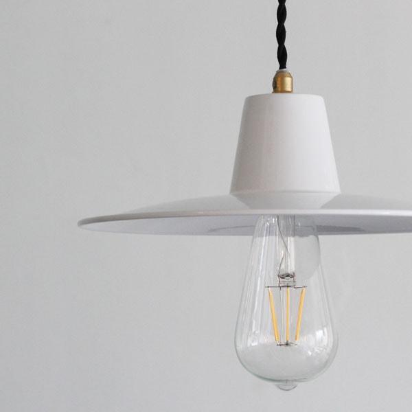 LED バチーノ ペンダントランプ ホワイト