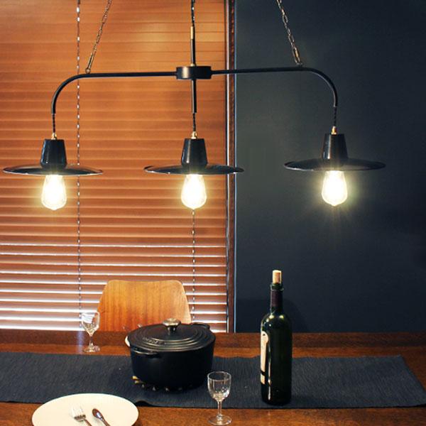 LED Bacino-flat3 pendant lamp