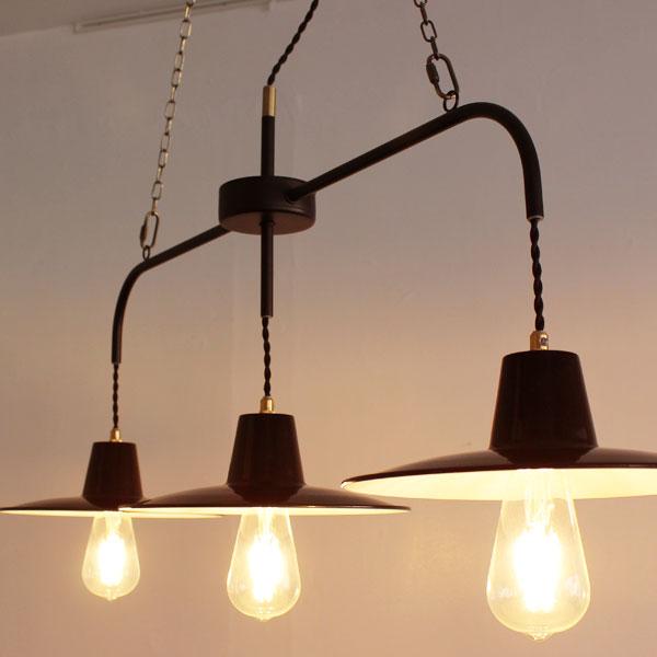 LED バチーノ フラット3 ペンダントランプ