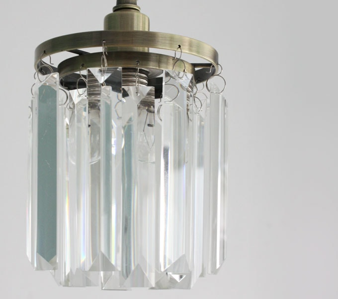 Berretta pendant lamp シェード