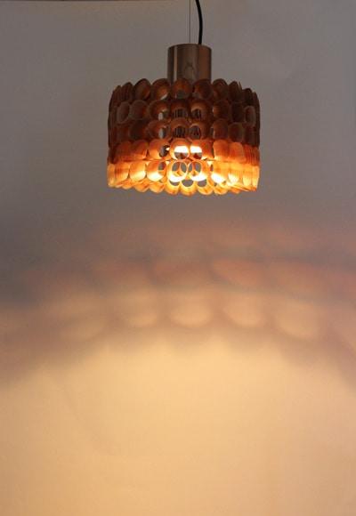 Thin kanna02 pendant lamp