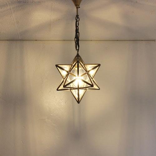 LED Etoile pendant lamp の影