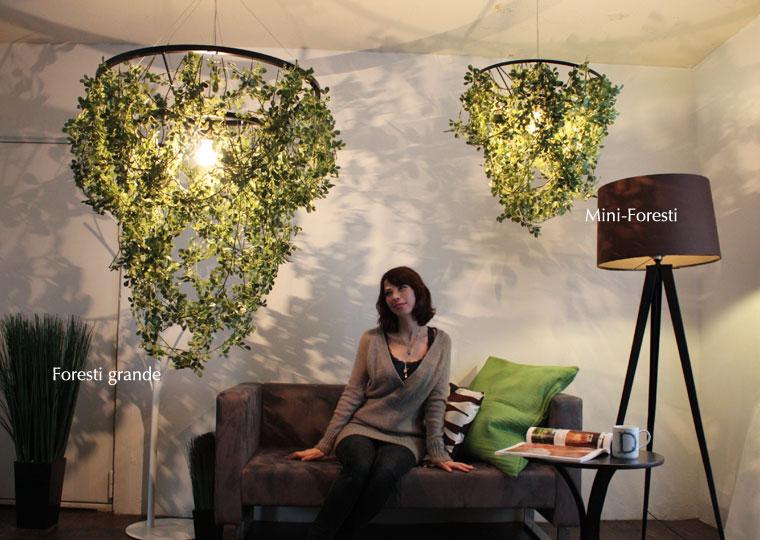 Foresti grande & Mini-Foresti pendant lamp