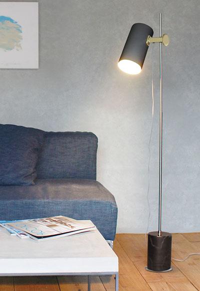 LEDビナーリオ フロアランプ