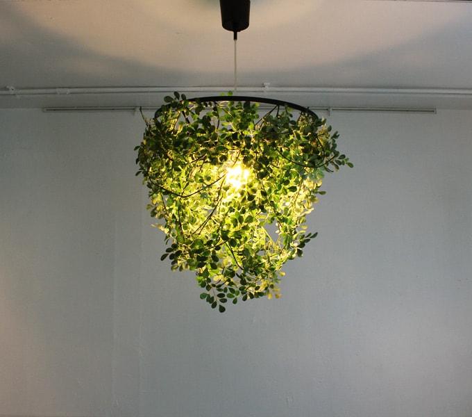 LED電球ホワイト使用時