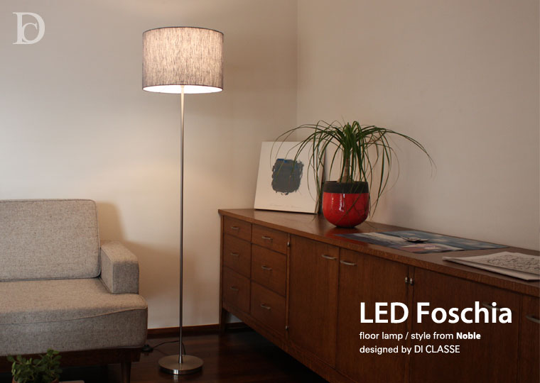 LED Foschia floor lamp