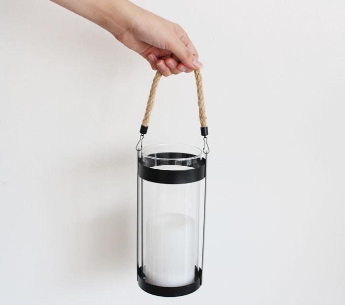 LED Solar lantern Notte 持ち手