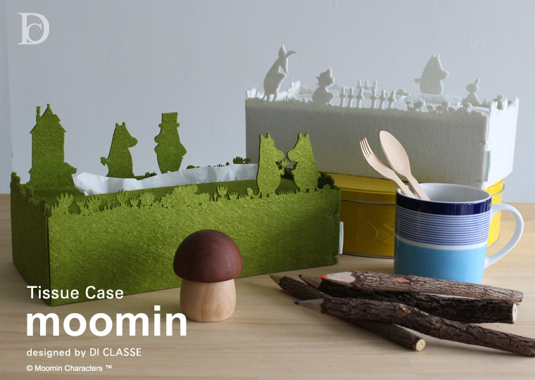 Tissue Case moomin