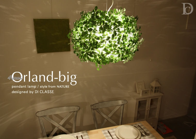 Orland-big pendant lamp