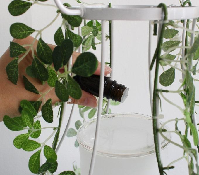 Aroma Patio table lamp アロマプレートの使用方法