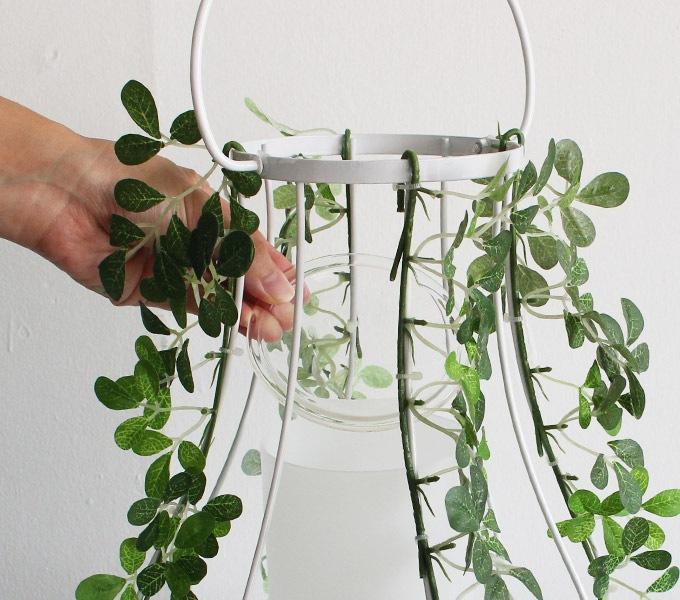 roma Patio table lamp ガラスプレート
