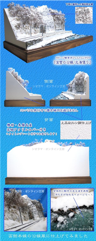 『深雪の沿線/北海便り』紹介画像2