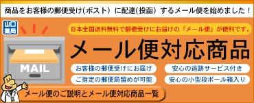 日本全国送料無料でお客様の郵便受けにお届け「山口薬局のメール便」
