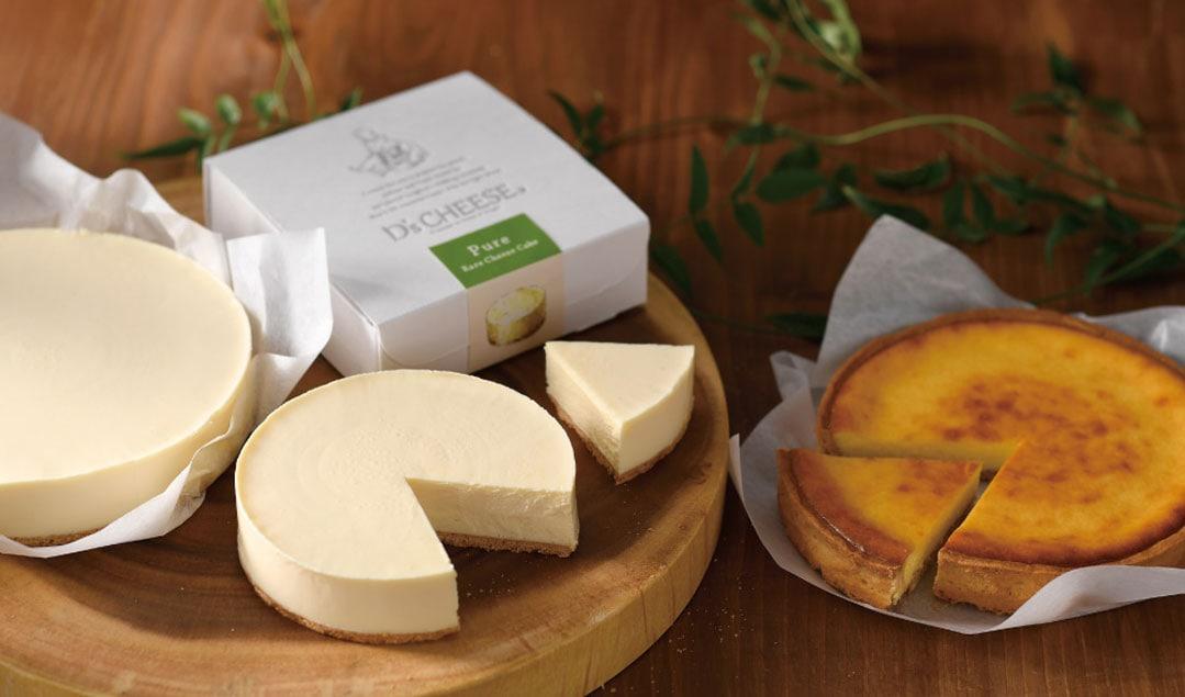 チーズケーキのギフト