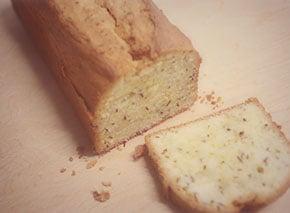 ルイボスのパウンドケーキ