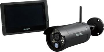 ワイヤレスフルHDカメラ&7inchモニターセット
