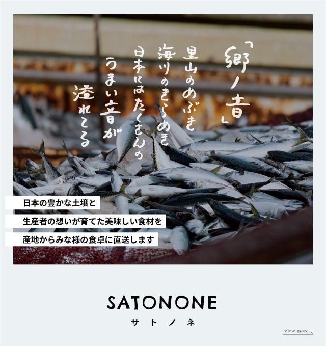 SATONONEバナー