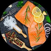 料理で決める 魚系イメージ
