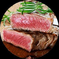 料理で決める 肉系イメージ