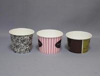 アイスクリームカップ オリジナル印刷