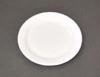 紙皿 小13cm 白