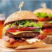 ハンバーガー・ホットドッグ容器(スナック包材)