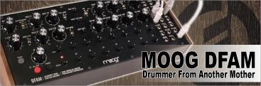 MOOG/ DMAF発売
