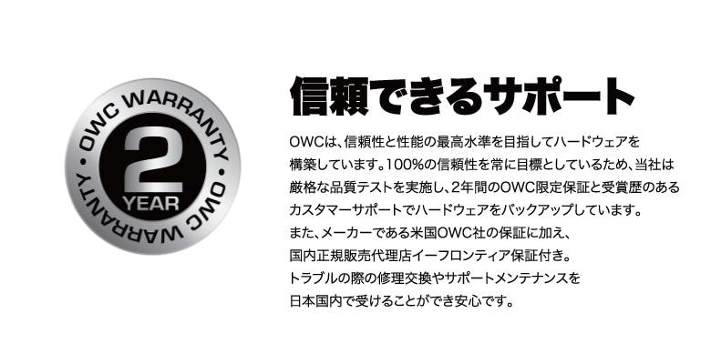 OWC Thunderbolt Hub 説明7
