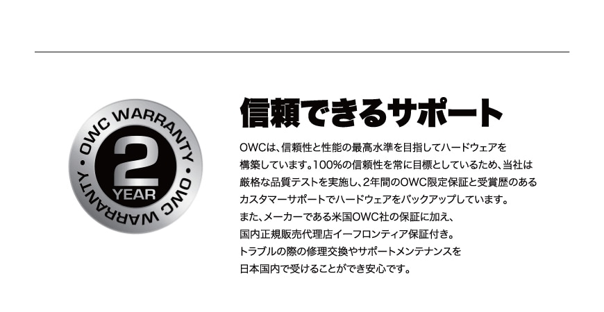 OWC U2 Interchange System 説明8