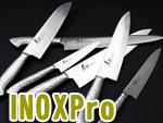 INOX Proオールステンレス一体型洋包丁
