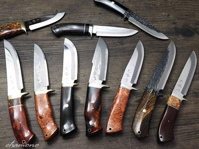 西田大祐作本鍛造和式ナイフ
