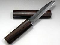 池内刃物製「青鋼特別鍛造マキリ小刀」