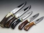 大祐作狩猟ナイフ