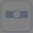 AVミュート