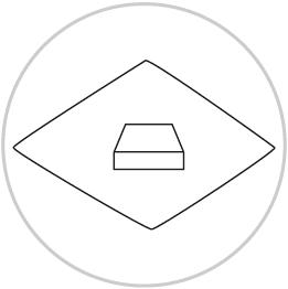 風呂敷の基本の包み方1