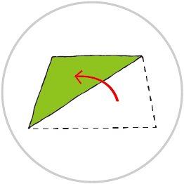 リーフバックの包み方2