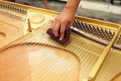 弦磨き(芯線)