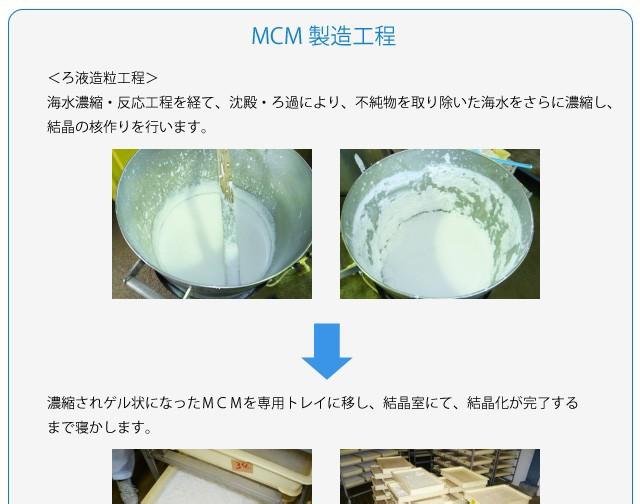 MCM製造工程